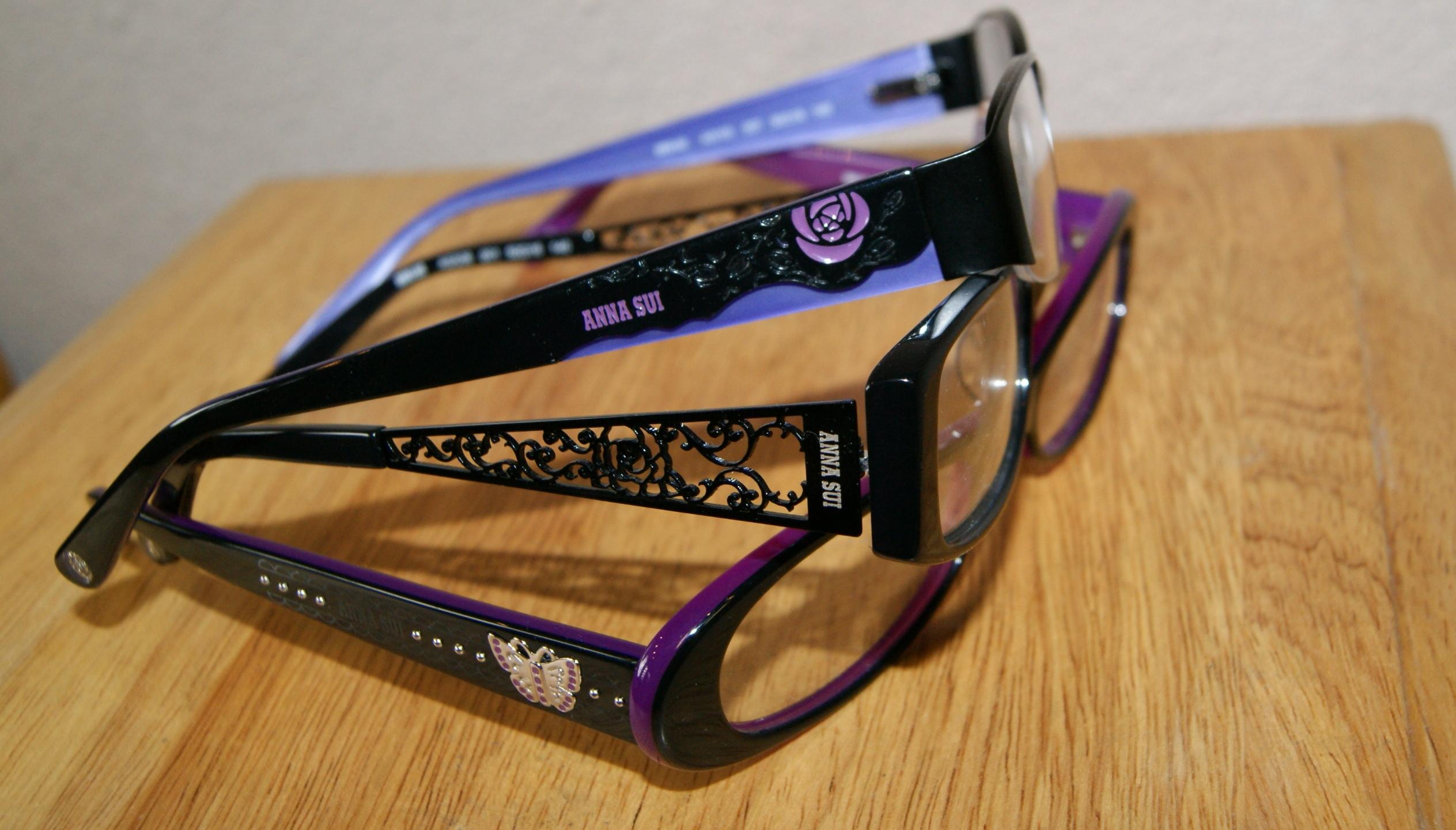 anna sui eyewear   Haddonfield Eyewear