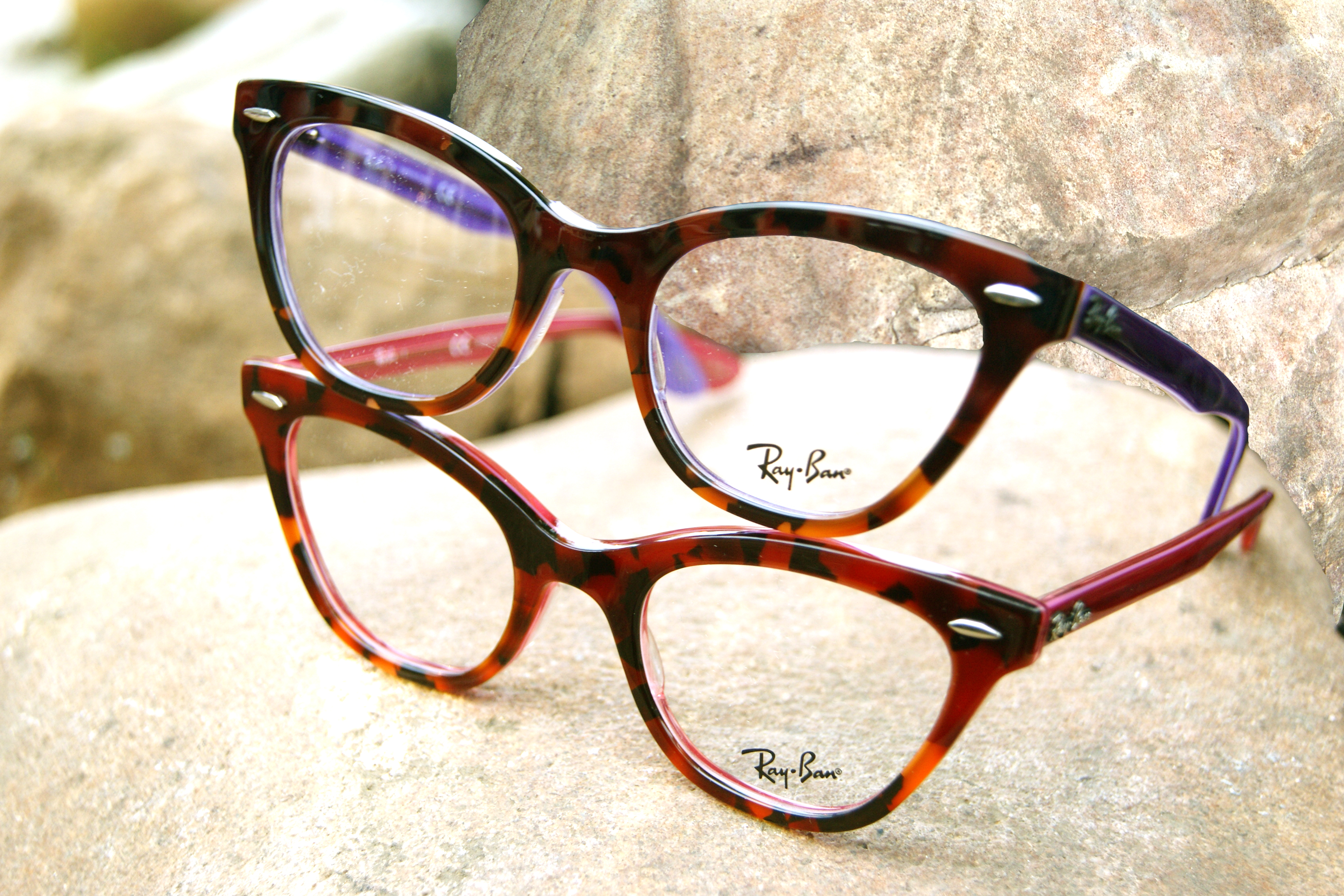 rayban cateye glasses haddonfield eyewear. Black Bedroom Furniture Sets. Home Design Ideas