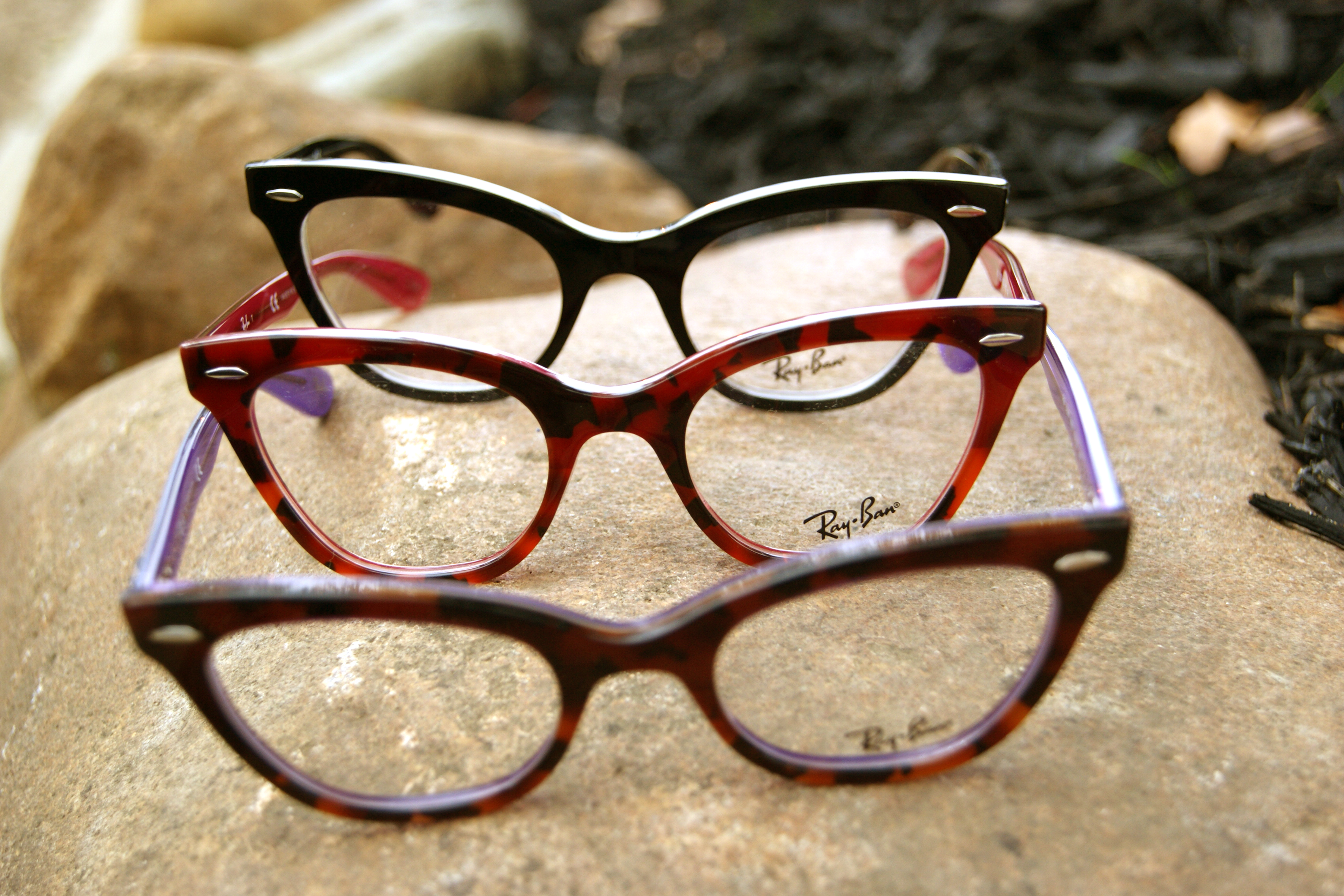Eyeglass Frames Popular Styles : Wildly Popular Ray Ban Cats and Men s Ray Ban Eyewear ...