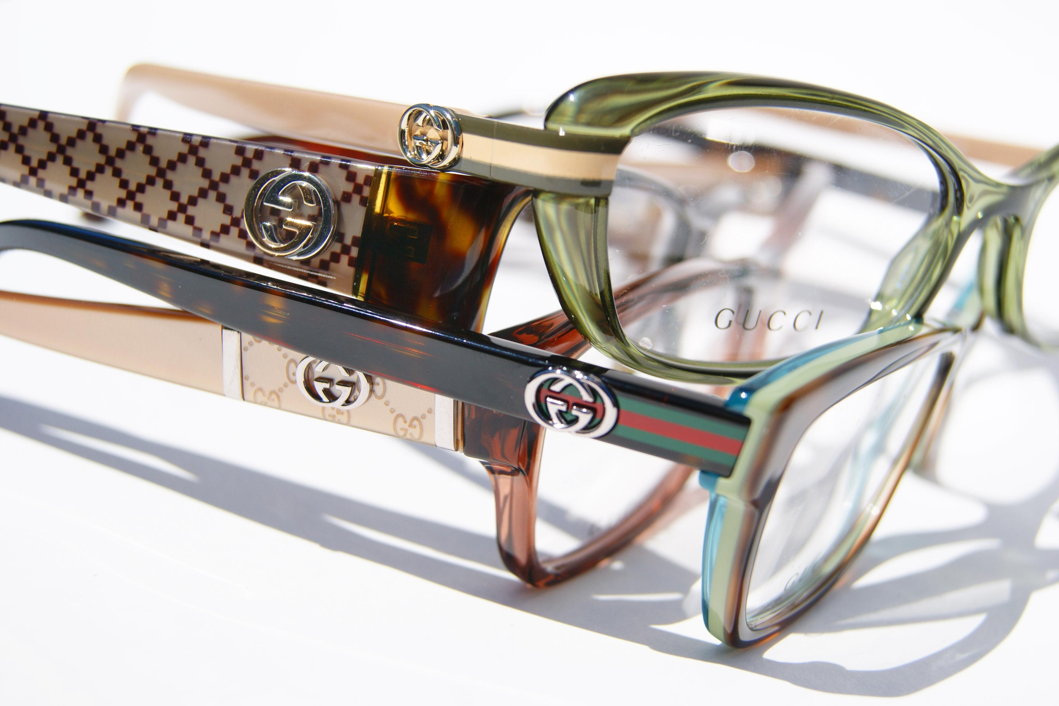 Glasses Frame Gucci : gucci eyeglasses Haddonfield Eyewear